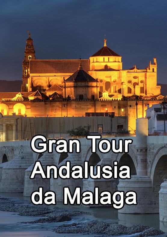 Gran Tour Andalusia da Malaga