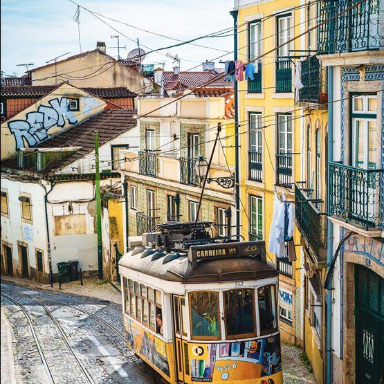 Viaggio organizzato Lisbona porto