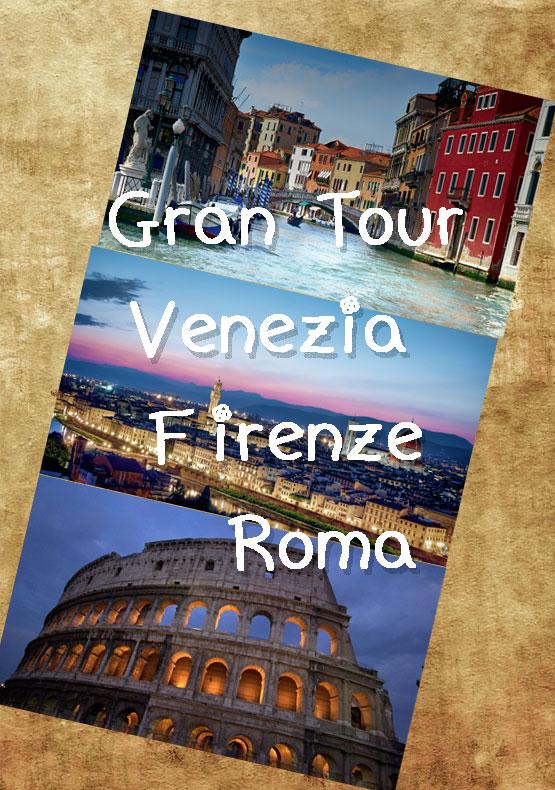 Viaggio Organizzato Gran Tour Venezia Firenze Roma Geomondo Viaggi