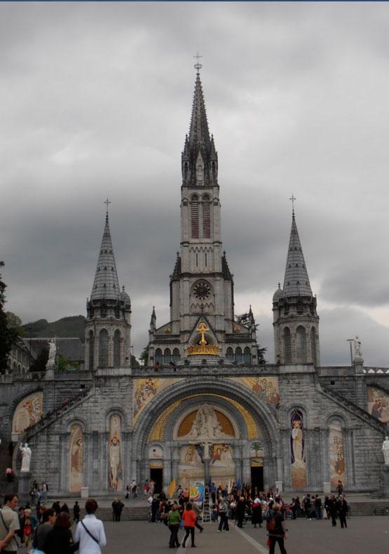 Viaggio organizzato Pescara Lourdes