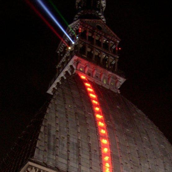 viaggio organizzato - Luci d'artista Torino